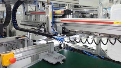 Farbcodierung und Prüfung von Kunststoffbauteilen